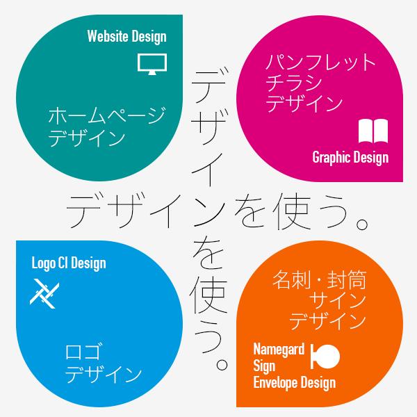デザインを使う